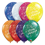 HAPPY BIRTHDAY CONFETTI (11 INCH)QTY 50