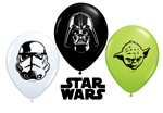 Star Wars Face Assortment  (5IN) QTY 100