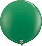 GREEN Standard - 11 INCH SOLID ROUNDS QTY 100