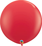 RED Standard -11 INCH SOLID ROUNDS QTY 100