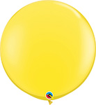 YELLOW Standard - 11 INCH SOLID ROUNDS QTY 100