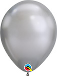 CHROME SILVER (11IN) QTY 100 (11IN) QTY 100
