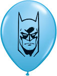 BATMAN PALE BLUE 5 inch QTY 100