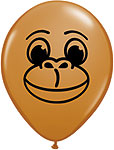 MONKEY FACE 5 inch QTY 100