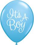 It's A Boy Classy Script (11INCH) QTY 50