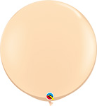 BLUSH Fashion Tone -  3 FOOT SOLID ROUNDS QTY 2