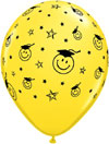 SMILE GRAD AROUND (11 INCH)  QTY 100