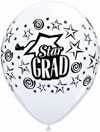 STAR GRAD WHITE (11 INCH)  QTY 100