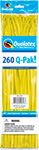 260Q-PAK YELLOW STANDARD (2IN X 60IN) QTY 50