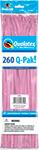 260Q-PAK PINK STANDARD (2IN X 60IN) QTY 50