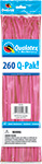 260Q-PAK ROSE FASHION  (2IN X 60IN) QTY 50