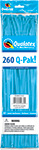 260Q-PAK ROBIN'S EGG BLUE FASHION (2IN X 60IN) QTY 50
