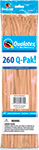 260Q-PAK NEON ORANGE  (2IN X 60IN) QTY 50