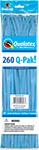 260Q-PAK NEON BLUE (2IN X 60IN) QTY 50