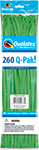 260Q-PAK SPRING GREEN FASHION (2IN X 60IN) QTY 50