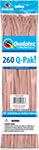 260Q-PAK ROSE GOLD METALLIC (2IN X 60IN ) QTY 50
