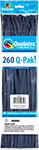 260Q-PAK NAVY FASHION (2IN X 60IN ) QTY 50