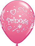 PRINCESS ASSORTED (11 in) QTY 50