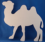 CAMEL (12in x 1½ thick) QTY2