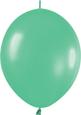 GREEN FASHION - LINK-O-LOONS 12 INCH (12 INCH)  QTY 50