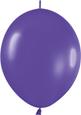 VIOLET FASHION - LINK-O-LOONS 12 INCH (12 INCH)  QTY 50
