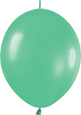 GREEN FASHION - LINK-O-LOONS (6 INCH)  QTY 50