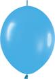 BLUE FASHION - LINK-O-LOONS (6 INCH)  QTY 50