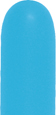 TURQUOISE BLUE DELUXE - 260B (2IN X 60IN)  QTY 50