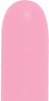 BUBBLE GUM PINK FASHION - 260B (2IN X 60IN)  QTY 50