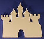 CASTLE   B (18in x 1½ thick) QTY2