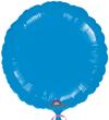 METALLIC D BLUE CIRCLE (18in.) QTY 10