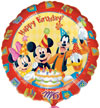 MICKEY & FRIENDS BDAY (18in.) QTY 5