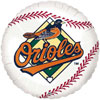 BALTIMORE ORIOLES (18in.) QTY 5