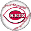 CINCINNATI REDS (18in.) QTY 5