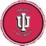 INDIANA UNIVERSITY (18in.) QTY 5
