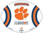 CLEMSON TIGERS (18in.) QTY 5