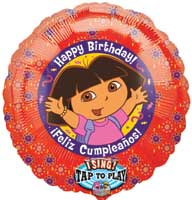 Dora Sing-a-tune - DORA THE EXPLORER AND FRIENDS (28in)  QTY 3