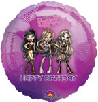 Bratz BDAY (18in.) QTY 5