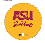 ARIZONA STATE UNIVERSITY SUN DEVILS 18in QTY 5