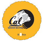UNIVERSITY OF CALIFORNIA GOLDEN BEARS 18in QTY 5