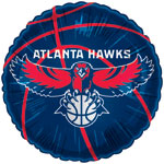 ATLANTA HAWKS - NBA (18in)  QTY 5