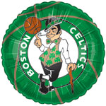 BOSTON CELTICS - NBA (18in)  QTY 5