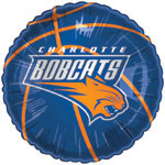 CHARLOTTE BOBCATS - NBA (18in)  QTY 5