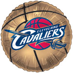 CLEVELAND CAVALIERS - NBA (18in)  QTY 5