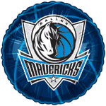DALLAS MAVERICKS - NBA (18in)  QTY 5