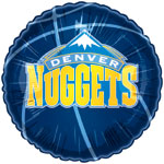 DENVER NUGGETS - NBA (18in)  QTY 5