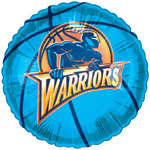 GOLDENSTATE WARRIORS - NBA (18in)  QTY 5