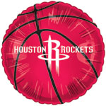 HOUSTON ROCKETS - NBA (18in)  QTY 5
