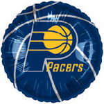 INDIANA PACERS - NBA (18in)  QTY 5