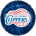LOS ANGELES CLIPPERS - NBA (18in)  QTY 5